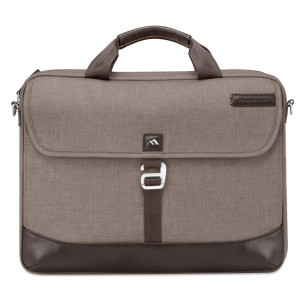 Collins Slim Brief - Camel Chambray