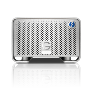 G-RAID With Thunderbolt 4TB HD