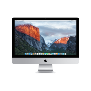 iMac 27-inch with Retina display