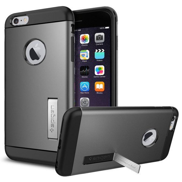 Spigen Slim Armor Case Apple iPhone 6 Plus Gunmetal