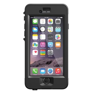 LifeProof - nuud Case for iPhone 6 in Black