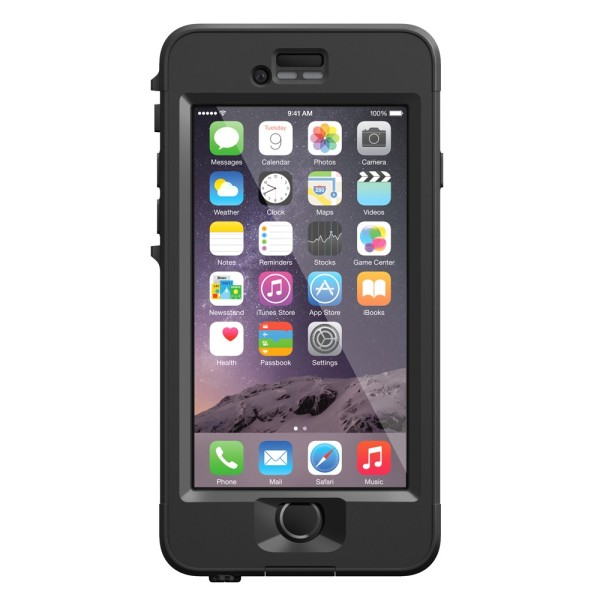 LifeProof – nuud Case for iPhone 6 in Black