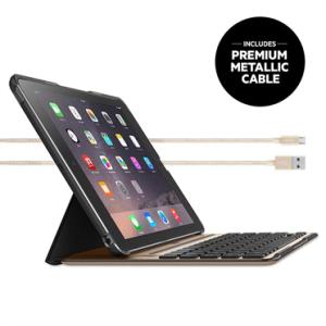 Belkin QODE™ Ultimate Pro Keyboard Case for iPad Air 2