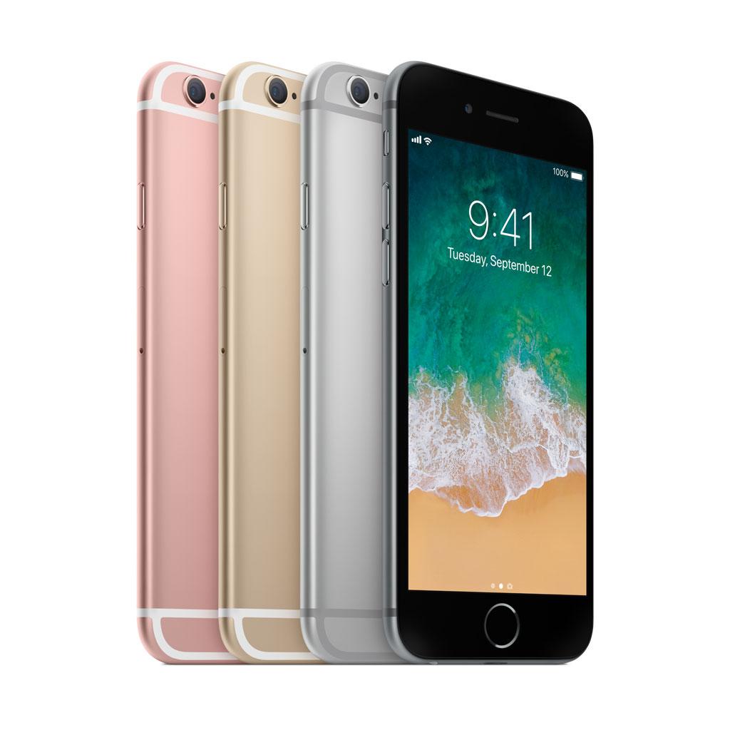 Iphone  Gigabytes