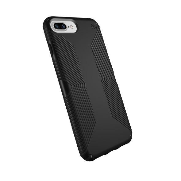 separation shoes 06a06 8f733 Speck Presidio Grip for iPhone 8 Plus/7 Plus/6s Plus/6 Plus – Black/Black