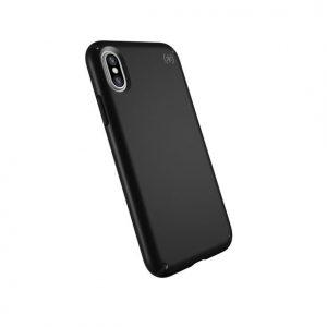 Speck Presidio for iPhone 8/7/6s/6- Black/Black