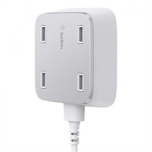 Belkin Family RockStar™ 4-Port USB Charger
