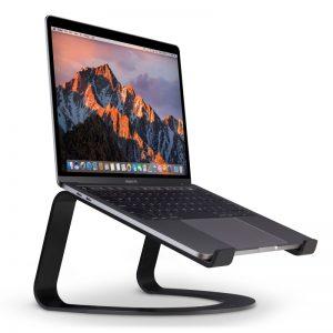 Twelve South Curve for MacBook Black - Desktop Stand
