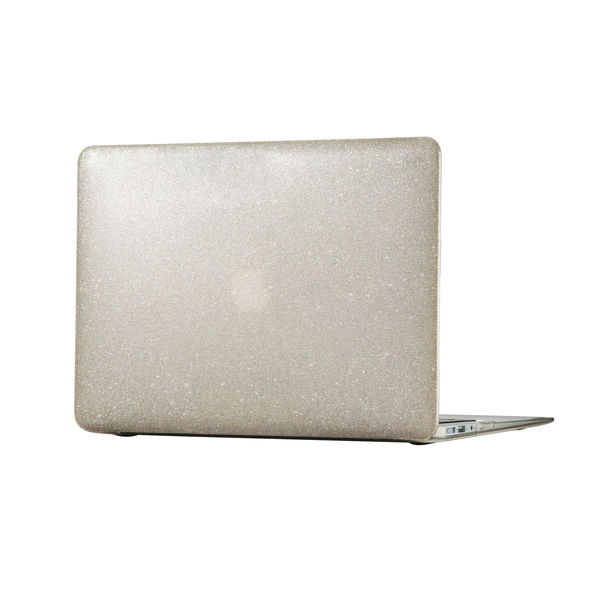 competitive price abf74 62a13 Speck SmartShell MacBook Air 13″ – Clear with Gold Glitter